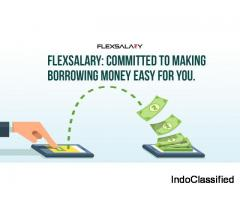 Instant Personal Loans, Personal Loan, Salary Advance, Cash Loan App in India - FlexSalary.com