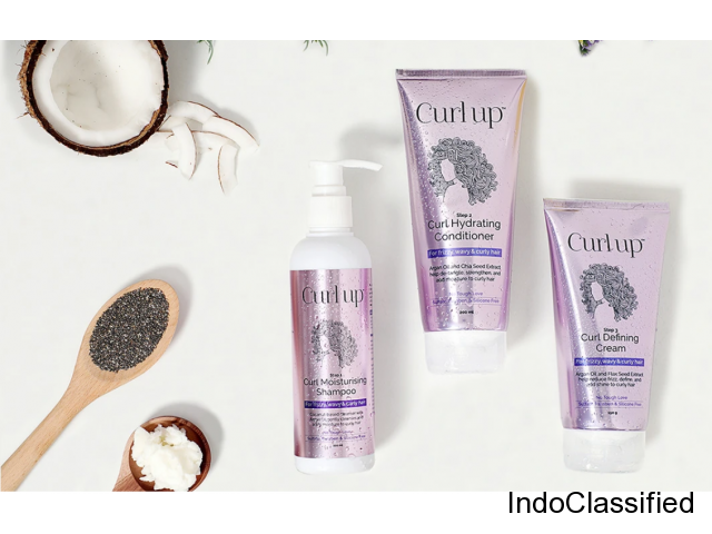 Brand CG Friendly Curly Hair Products Online in India - LetsCurlUp