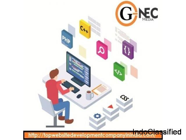 Procure the Top Web Development Company in India for Your Overall Development