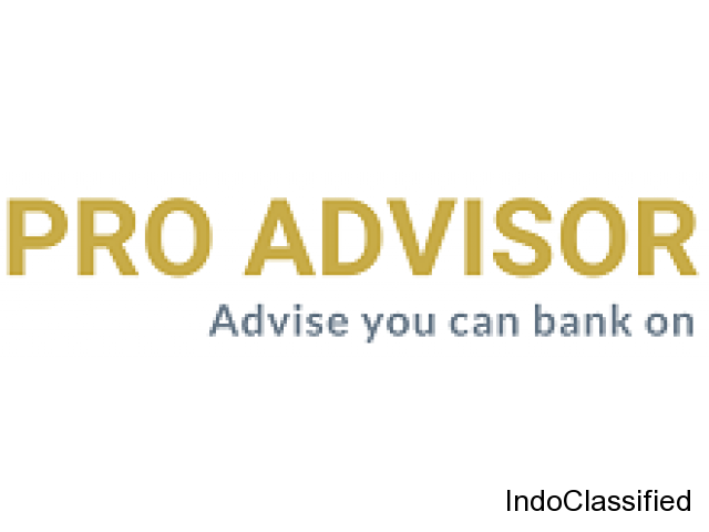 Pro Advisor - Advise you can bank on