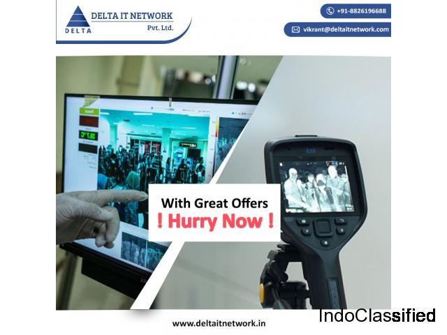 Thermal Scanning Company in Gurgaon | Thermal Solutions Providing Company in Gurgaon