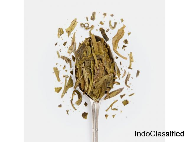 Buy Loose Leaf Green Dragonwell Tea Online