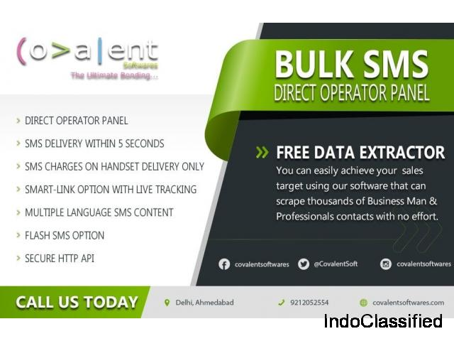 Best Bulk SMS Service Provider in Delhi