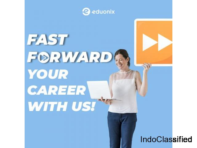 Eduonix learning Solutions is the premier training and skill development organization