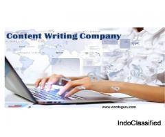 Content Writing & Editing Services in India