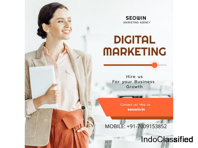 SEOWIN | Digital Marketing Agency India