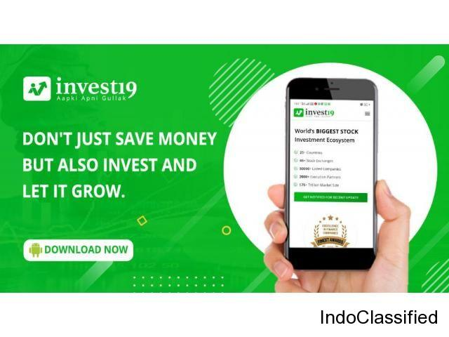 Stock Investing & Wealth Management App