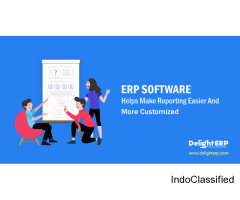 Cloud Based ERP Software Services