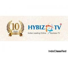 India's leading online business Channel - hybiz.tv