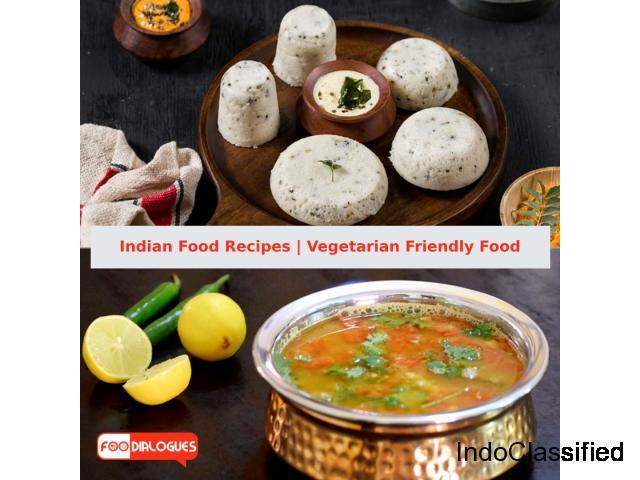 Indian Food Recipes   Vegetarian Friendly Food Diet