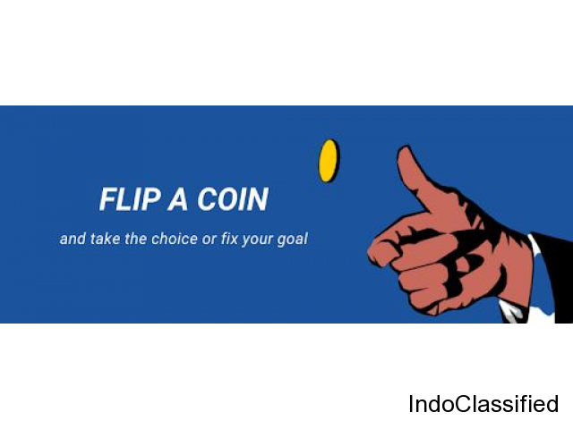 Flip A Coin To Decide Your Goal