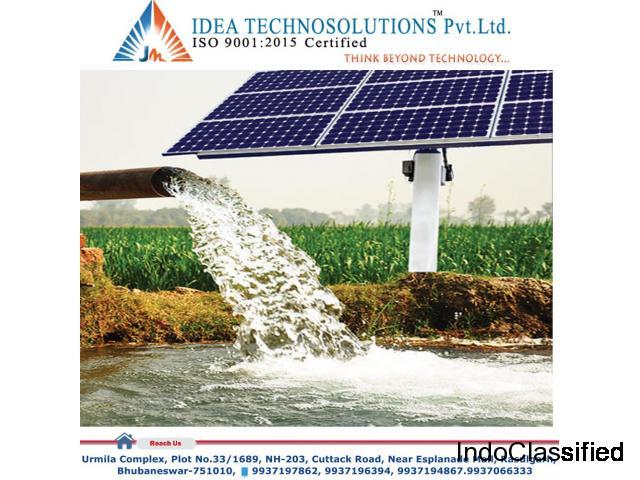 Solar Water Pump Supplier/Dealer Bhubaneswar