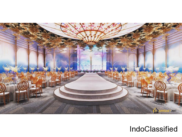 Best Architects for Banquet Hall Design in India