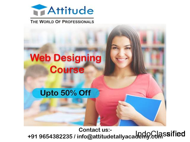Offering the Best Web Designing Course in Uttam Nagar