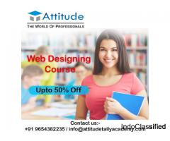 Offering the Best Web Designing Course in Uttam Nagar