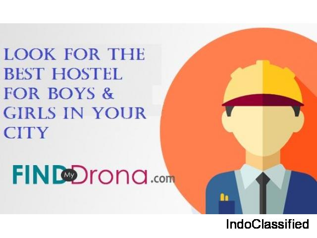 Hostel for boys in Patna Bihar - Hostels for girls in Boring Road Patna