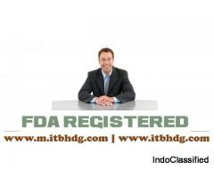 Enregistrement FDA  Exportez vos produits