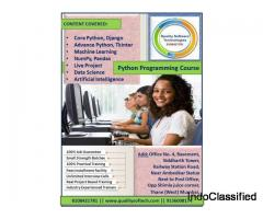 ONLINE PYTHON COURSE IN NAVI MUMBAI THANE MUMBAI INDIA -  Quality Software Technologies
