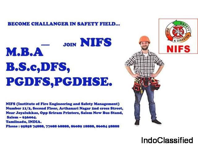 Fire Safety in Erode