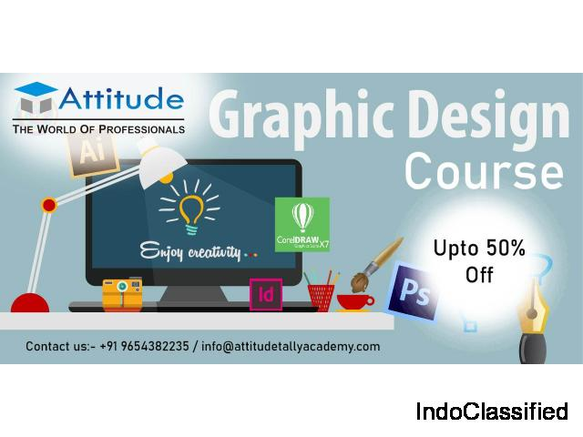 Get Training for Graphic Design Courses in Uttam Nagar