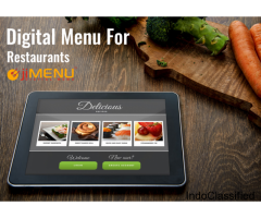 Find the Advanced Digital Restaurant Menu Software | jiMENU