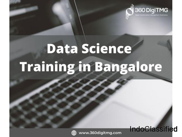 360DigiTMG - Data Science, Data Scientist Course Training in Bangalore