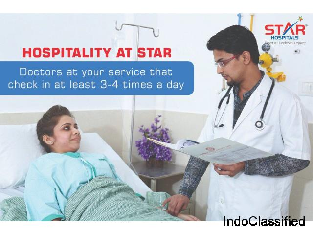 Best Multi-speciality Hospital in Hyderabad | Star Hospitals