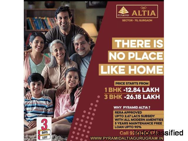 Pyramid Altia 9250404173 Sector 70 Gurgaon