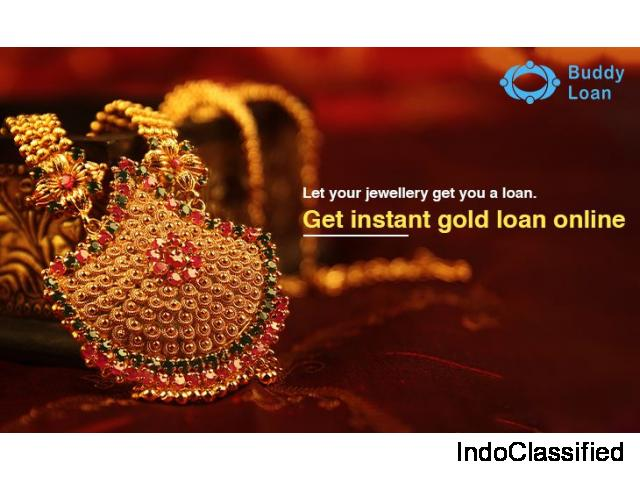 Apply Instant Gold Loan Online at Buddy Loan