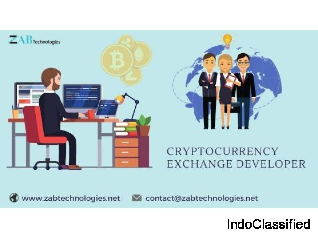 Cryptocurrency Exchange Website Development