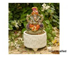 Get Eco friendly Ganesha from unique collection at Myecoganesha