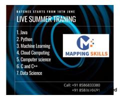 Online Summer Training