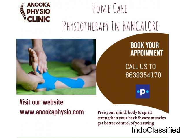 Home Care Physiotherapy Services in Bangalore