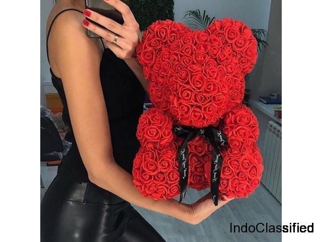 Kaufen Sie schöne Rose Bär - Monde Des Fleurs