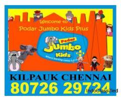 kindergarten   Nursery   1206   Podar Jumbo Kids Plus 8072629724