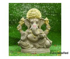 Buy Innovative Eco-Friendly Clay Ganesha