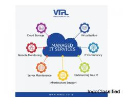 Managed IT Support Services in India | Vareli Tecnac Pvt Ltd