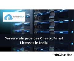 Serverwala provides Cheap cPanel Licenses in India