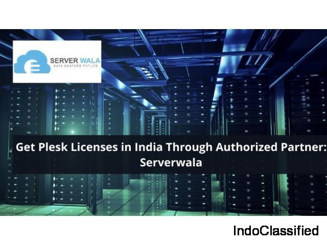 Get Plesk Licenses in India Through Authorized Partner: Serverwala