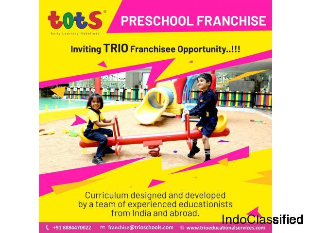 Best Preschool Franchise | Best Play School Franchise