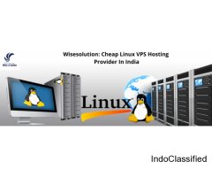 Wisesolution: Cheap Linux VPS Hosting Provider In India