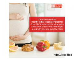 diet plan for pregnancy