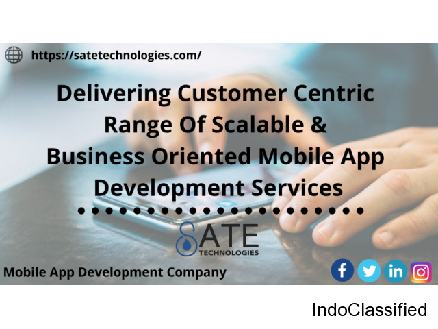 Mobile App Development Company - Sate Technologies