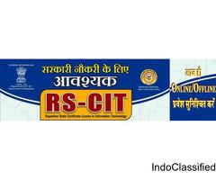 RSCIT Course in Ajmer