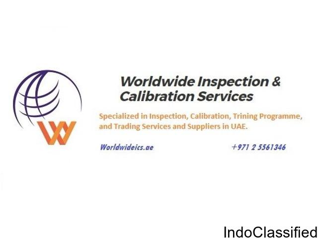 Best calibration company Abu Dhabi