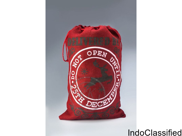 PUSPAJUTE A Leading  Drawstring Bag Manufacturer