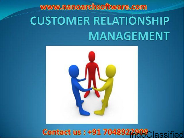 Improved information organization through crm software company