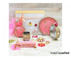 Order Beautiful Gifts For Wife on Karva Chauth