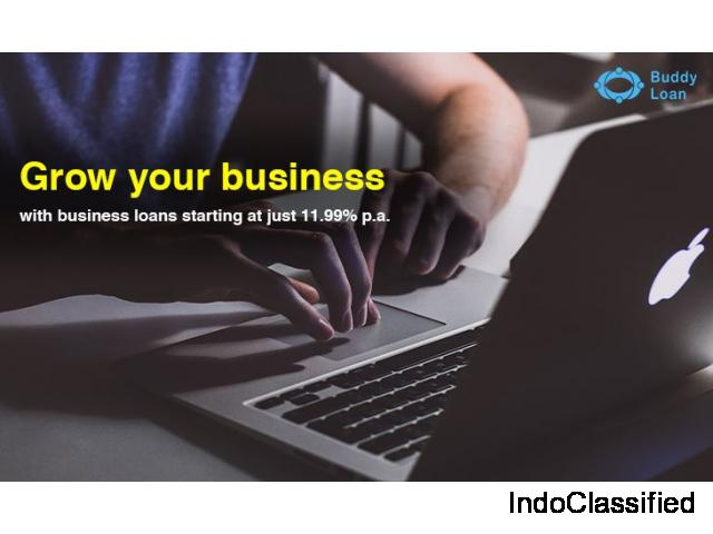 Get Instant Business Loan at Buddy Loan