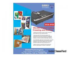 VALOR5 Digital Cutting Creasing and Routing
